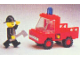 Set No: 620  Name: Fireman's Car