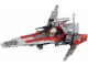 Set No: 6205  Name: V-wing Fighter