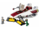 Set No: 6207  Name: A-wing Fighter