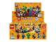 Set No: 6213825  Name: Minifigure, Series 18 (Box of 60)