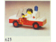 Set No: 623  Name: Medic's Car