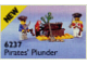 Set No: 6237  Name: Pirates' Plunder