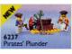 Set No: 6237  Name: Pirates' Plunder