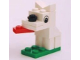 Set No: 6240688  Name: LEGO Store Chinese New Year of the Dog Exclusive Set, Hong Kong
