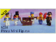 Set No: 6251  Name: Pirate Mini Figures (Sea Mates)