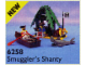 Set No: 6258  Name: Smuggler's Shanty