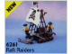 Set No: 6261  Name: Raft Raiders