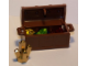 Set No: 6299  Name: Advent Calendar 2009, Pirates (Day 24) - Treasure Chest with Gems