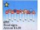Set No: 6315  Name: Road Signs