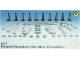 Set No: 6347  Name: Monorail Accessory Track