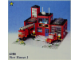 Set No: 6385  Name: Fire House-I