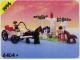 Set No: 6404  Name: Carriage Ride