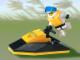 Set No: 6415  Name: Res-Q Jet-Ski