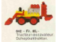 Set No: 642  Name: Double Excavator