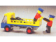 Set No: 643  Name: Flatbed Truck