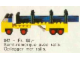 Set No: 647  Name: Lorry with Rails