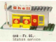 Set No: 648  Name: Shell Service Station