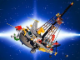 Set No: 6493  Name: Flying Time Vessel