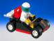 Set No: 6498  Name: Go-Kart polybag