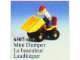 Set No: 6507  Name: Mini Dumper