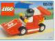 Set No: 6509  Name: Red Devil Racer