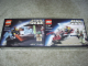 Set No: 65106  Name: Episode II Co-Pack (contains 7103, 7113)