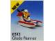 Set No: 6513  Name: Glade Runner