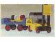 Set No: 652  Name: Fork Lift Truck and Trailer
