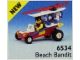Set No: 6534  Name: Beach Bandit