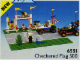 Set No: 6551  Name: Checkered Flag 500