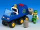 Set No: 6564  Name: Recycle Truck