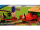 Set No: 65773  Name: James and Percy Tunnel Set
