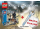 Set No: 65851  Name: Knights Kingdom II Co-Pack (contains 8876 and life size sword)