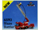 Set No: 6593  Name: Blaze Battler
