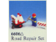 Set No: 6606  Name: Road Repair Set