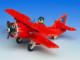 Set No: 6615  Name: Eagle Stunt Flyer