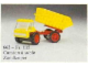 Set No: 662  Name: Dumper Lorry