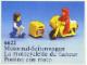 Set No: 6622  Name: Mailman on Motorcycle