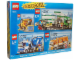 Set No: 66256  Name: City Super Pack (7242, 7733, 7990, 7991)