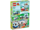 Set No: 66262  Name: Lego Ville Value Pack
