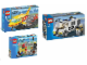 Set No: 66307  Name: City Super Pack (7245, 7732, 8401)