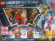 Set No: 66404  Name: Hero Factory Super Pack 2 in 1 (2065, 2067)