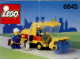 Set No: 6645  Name: Street Sweeper