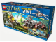 Set No: 66474  Name: Legends of Chima Super Pack 2 in 1 (70005, 70009)