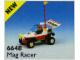 Set No: 6648  Name: Mag Racer