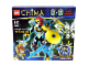 Set No: 66498  Name: Legends of Chima Super Pack 2 in 1 - Chi Hyper Laval (70200, 70201)
