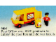 Set No: 6651  Name: Post Office Van