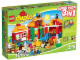 Set No: 66525  Name: Duplo Super Pack 3 in 1 (10521, 10522, 10525)
