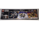 Set No: 66543  Name: Star Wars Microfighters Super Pack 3 in 1 (75126, 75128, 75129)