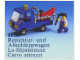 Set No: 6656  Name: Wrecker Unit I (Breakdown Truck)